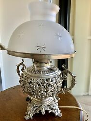 Antique Bradley and Hubbard Lamp $410.00