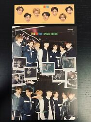 SEALED GOT7 Eyes On You Special Edition Eyes Ver Preorder Lookbook Stickers $12.99