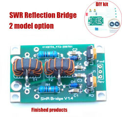 DIY Kit Finished 1.8M 30MHz 3.5 30MHz SWR Reflection Bridge For RF Network $9.45