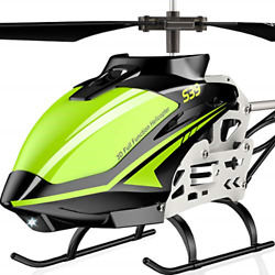 SYMA RC Helicopter S39 Aircraft with 3.5 ChannelBigger Size Sturdy Alloy Gyro $63.22