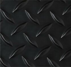 7.5 x 14 ft. Diamond Black Universal Garage Flooring Mat Trailer Floor Covering. $99.97