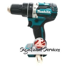 Makita XPH12Z 18V LXT Lithium Ion Brushless Cordless 1 2quot; Hammer Driver Drill $74.62