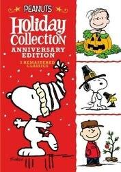 *Free Ship* Peanuts Holiday Collection DVD 3 Disc Set Anniversary Edition $32.99