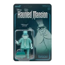Super 7 Reaction Disney Haunted Mansion PHINEAS Action Figure Mint Brand New $24.99