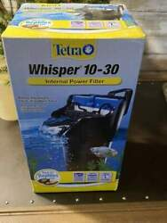 Tetra Whisper Internal Filter 10 To 20 Gallons For aquariums In Tank $18.69