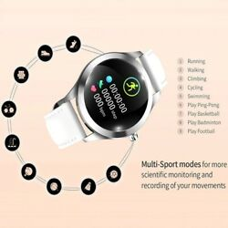 KW10 Smart Watch For Android iOS HTC IP68 Waterproof Heart Rate Bluetooth Women $41.70