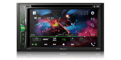 Pioneer Double 2 Din AVH 220EX RB DVD MP3 CD Player 6.2quot; Touchscreen Bluetooth $239.00