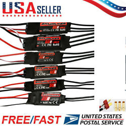 20 40A Brushless Speed Controller ESC BEC for RC Airplane Quadcopter Helicopter $15.59