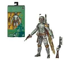 Star Wars The Black Series Carbonized Boba Fett 6 Inch Action Figure IN STOCK $27.95
