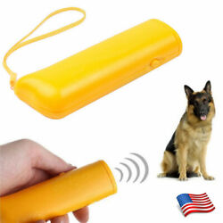 Anti barking Ultrasound Repeller Control Dog Stop Training Pet Trainer Stopper $8.88