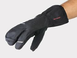Bontrager OMW Winter Cycling Gloves Men#x27;s Medium Black New with tags $99.00