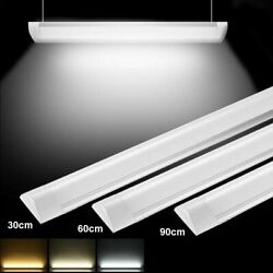 10 40W LED Batten Tube Light Fixture Linear Ceiling Work Light Daylight 1 4FT US $55.78