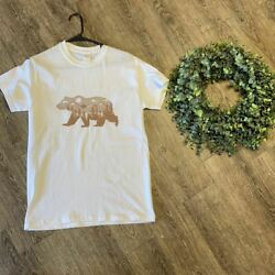 Women Tee Shirt Bear Trendy T Shirts $10.00