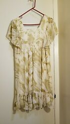 Monstera Bohemian Dress $12.00