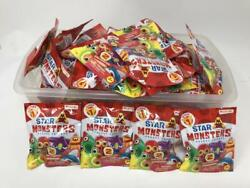 Lot of 50 Star Monsters Pocket Friends Series 1 Blind Bags NEW SEALED $18.71