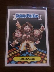 The Bee Gees Andy Gibb Garbage Pail Kids Card $3.50