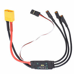 30A Brushless Small Electronic Speed Controller Support Kit for RC Drone Plane $8.04