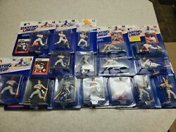 1988 Kenner Starting Lineups Baseball Set Break YOUR CHOICE combined shipping $4.99