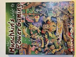 The Munchkin#x27;s Guide to Power Gaming ADamp;D RPG SC 1999 SJG 01995 3003 New $8.60