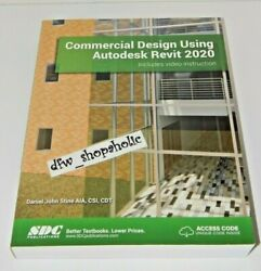Commercial Design Using Autodesk Revit 2020 Drafting Textbook Daniel Stine SDC