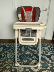 Graco Table Fit Finley High Chair $30.00