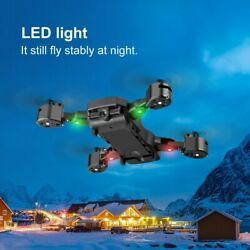 Speed Adjustment Foldable Drone With Camera For Different Stages People USA $44.99