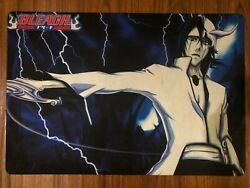 ulquiorra Bleach Cifer Japanese anime multi use Floor Table Room Mat $23.95