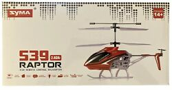 Syma S39 2.4G3 Channel Remote Control Helicopter $20.00