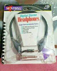 Sentry HO268 Digital Stereo Headphones Over Ear Electronic Accessories Gifts $9.99