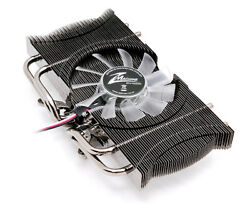 PC Video Card GPU Cooler Cooling Heatsink Fan For NVIDIA AMD Multi Size Hole $27.95