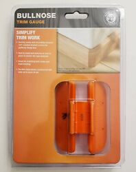 Bench Dog 10 030 Bullnose Trim Gauge Easy Trim Layout Jig for Rounded Corners $21.95