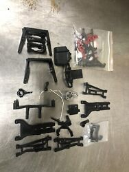 Traxxas And RC Parts Lot Assortment Unsure Of Models $15.00