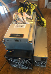 Bitmain Antminer X3 CryptoNight Miner w PSU OVERCLOCKED to 300KH S $250.00