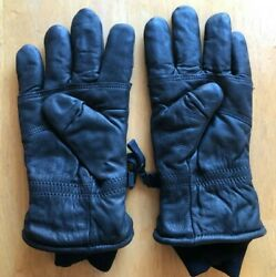 US Military Intermediate Cold Wet Gloves Size XL Propper Black $11.99