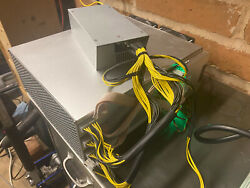 Bitmain Antminer E3 w PSU Power Supply $950.00