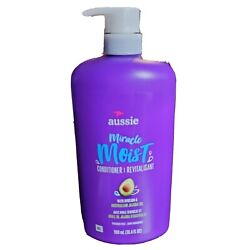 Aussie Conditioner For Dry Hair Paraben Free Miracle Moist With Avocado amp;... $12.95