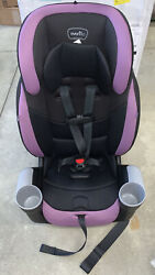 Evenflo Maestro Forward Facing Sport Harness Toddler Booster Car Seat Light Used $75.00