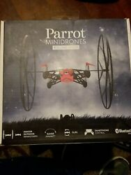 Parrot mini drones rolling spider with battery open box $35.00