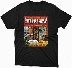 CREEPSHOW #x27;Fluffy#x27; Movie T Shirt Vintage Gift For Men Women Funny Tee $15.95