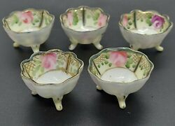 Lot Of Five Vintage Miniature Bowls $10.70