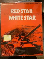 RED STAR WHITE STAR Tactical Combat War Board Game SPI 1972 PUNCHED Flat Tray $29.99
