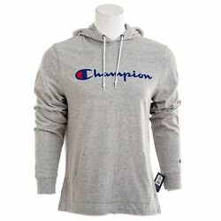 Champion Men#x27;s Middleweight Hoodie $13.99