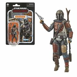 IN HAND Star Wars Vintage Collection Mandalorian 3.75 Inch Figure Mint New $24.99