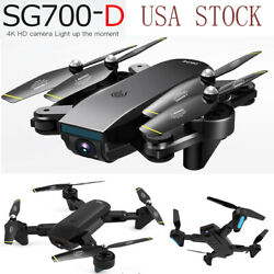 GoolRC SG700 D FPV RC Drone Camera 4K HD Wide Angle Positioning Quadcopter Gifts $41.99