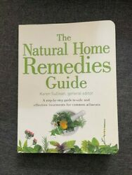 The Natural Home Remedies Guide by Karen Sullivan $7.99