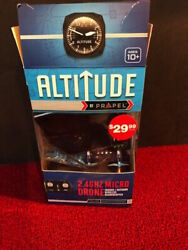 Altitude Propel Micro Drone Remote Controlled 2.4 GHZ Indoor Outdoor MSRP $30 $12.00