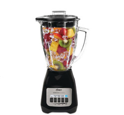 Oster Classic Series 5 speed Blender Blending Fruits Smoothies Black New $25.50