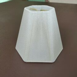 Chandelier lamp shades clip on $25.00
