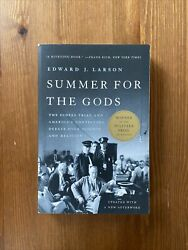 Summer for the Gods: The Scopes Trial and America#x27;s Continuing Debate Over Scien $15.00