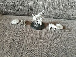 Tau Empire MV71 Sniper drones and Fireside Marksman Unpainted GBP 11.99
